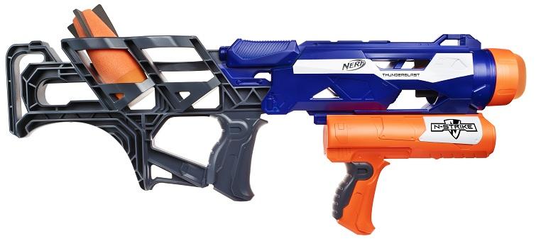 NERF N-STRIKE ELITE Thunderblast Blaster