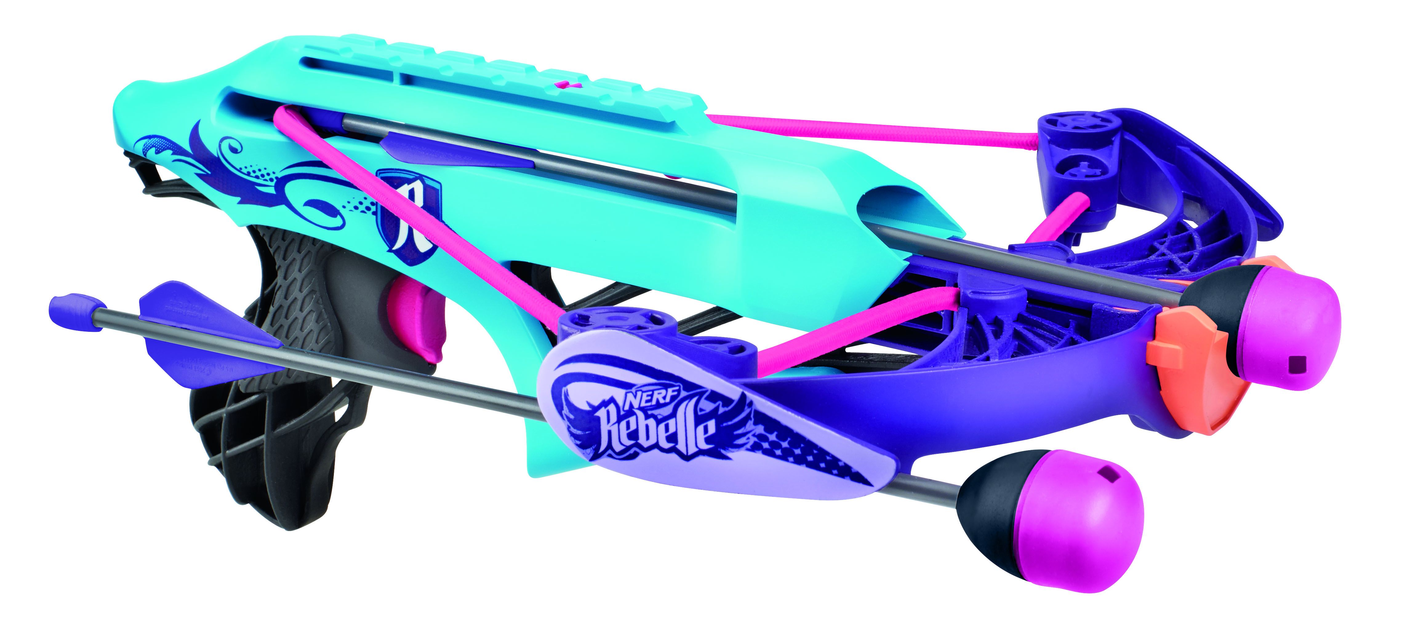 NERF REBELLE COURAGE Crossbow