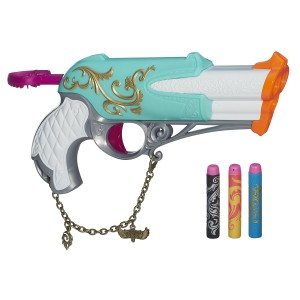 Nerf Rebelle Charmed Dauntless - Out of Package