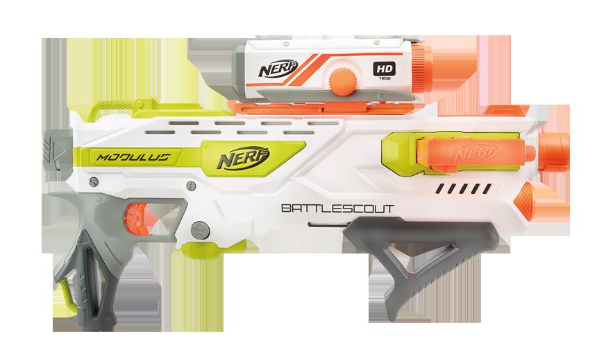 NERF Modulus Battlescout - MEDRES